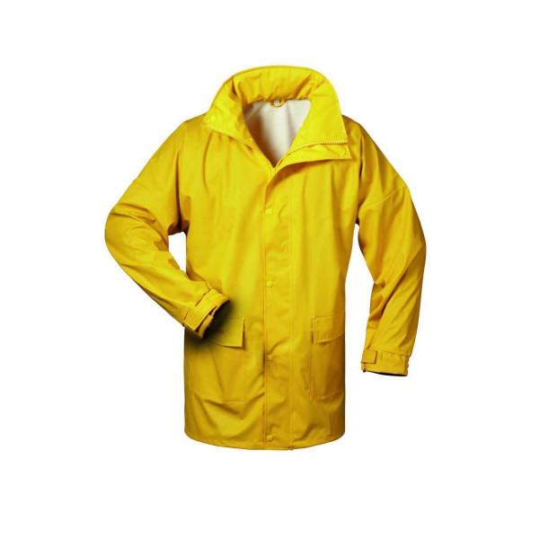 Norway Regenjacke wind- und wasserdicht, atmungsaktiv gelb Größen S bis XXXL
